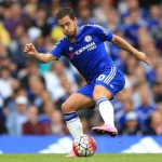 Hiddink: Hazard Pasti Main Hadapi Arsenal